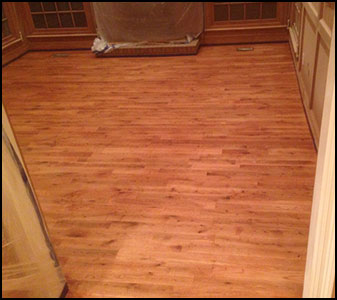 Hard surface care made easy by BD&S Services!  From tile cleaning to refinishing hardwood, our experts can do it all!