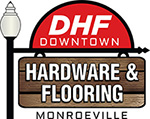 DHF - Downtown Hardware & Flooring - Monroeville