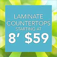 Laminate Countertops on Sale
